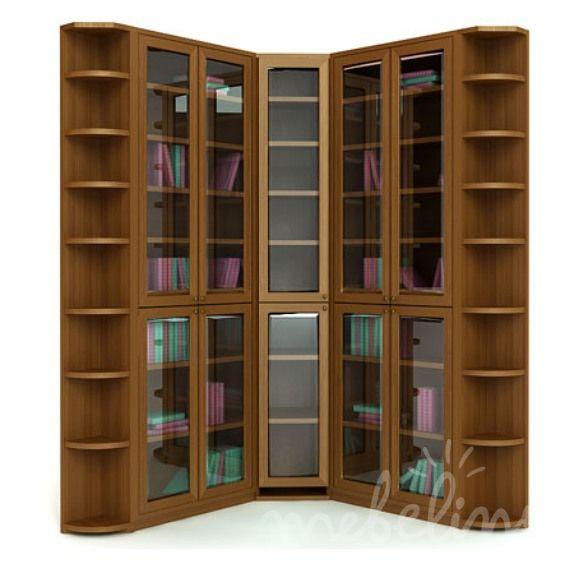 Библиотека, арт bk28 / библиотеки на заказ.