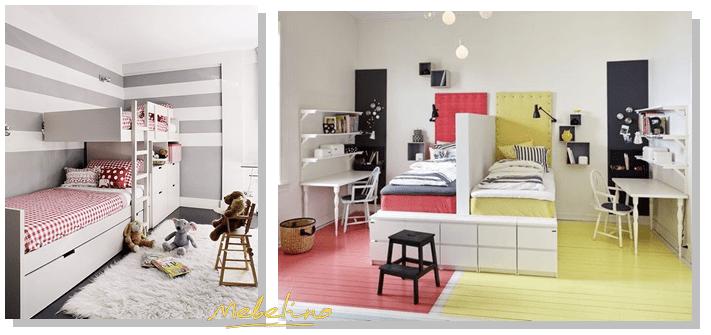 Детская мебель: как выбрать для двоих
