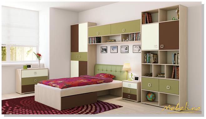 Детская мебель: как выбрать материал
