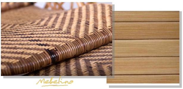Детская мебель: ротанг, бамбук